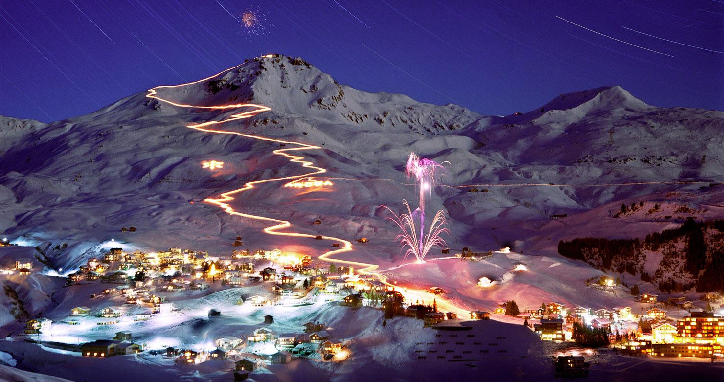 новый год в андорре:
